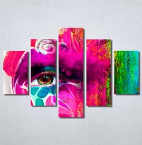 Slike na platnu Art face Nina30138_5