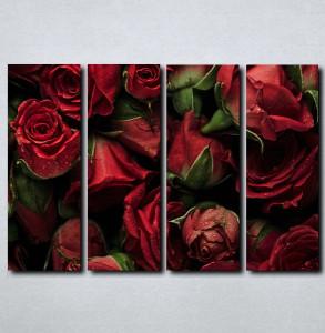 Slike na platnu Buket crvenih ruza Nina143_4