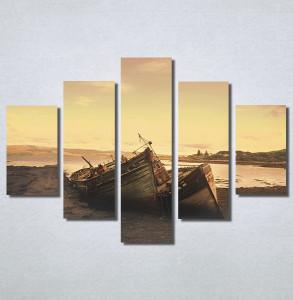 Slike na platnu Čamac na obali Nina30192_5