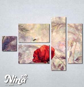Slike na platnu Cvet bulke Nina284_5