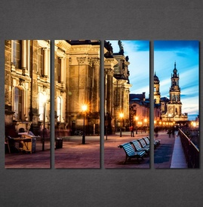 Slike na platnu Drezden Nemačka Nina30114_4