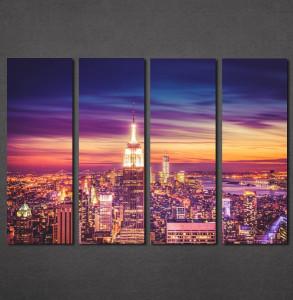 Slike na platnu Empire state building Nina3098_4