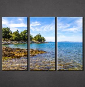 Slike na platnu Grčko ostrvo Nina3089_3