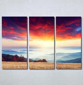 Slike na platnu Izlazak sunca Nina30336_3