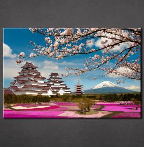 Slike na platnu Japan trešnjin cvet Nina30112_P