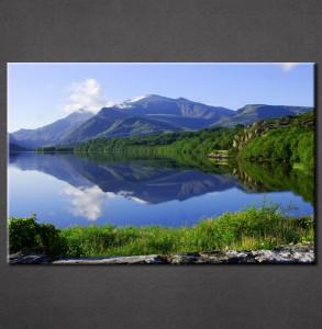 Slike na platnu Jezero Nina3085_P