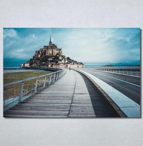 Slike na platnu Le Mont Francuska Nina30289_P