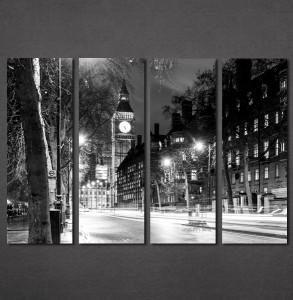 Slike na platnu London noću Nina30100_4
