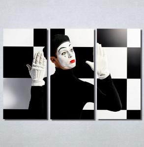 Slike na platnu Pantomimičar Nina30141_3