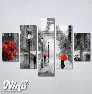 Slike na platnu Pariz Nina236_5