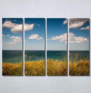 Slike na platnu Pogled na more i vedro nebo Nina30156_4