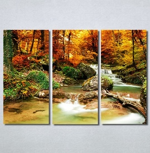 Slike na platnu Potok Nina30253_3