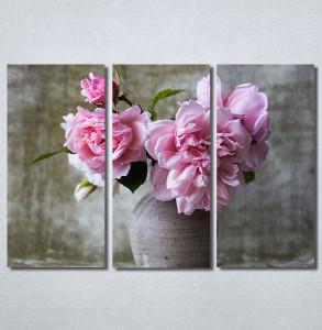 Slike na platnu Roze cvet Nina30333_3