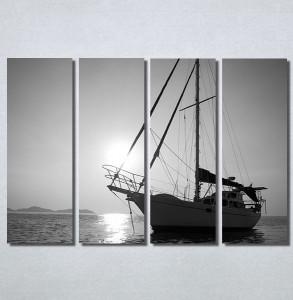 Slike na platnu Ship Nina30185_4