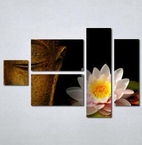 Slike na platnu Slika Buda Nina126_5
