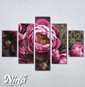 Slike na platnu Slike Božura Nina294_5
