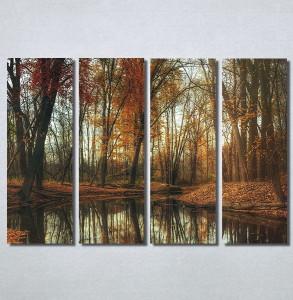 Slike na platnu Suma u jesen Nina 30211_4