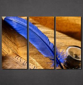 Slike na platnu Tuš i pero Nina30132 _3