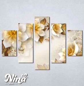 Slike na platnu Ukrasni cvet Nina271_5
