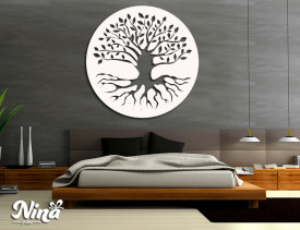Dekor Nina Drvo krug nd017