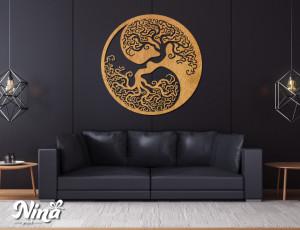 Dekor Nina Jing Jang nd020h