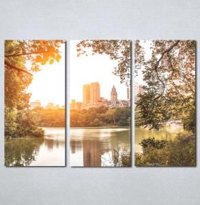 Slika na platnu Central park New York Nina3080_3