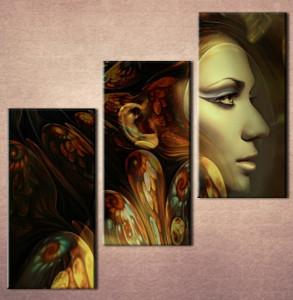 Slika na platnu Devojka sa krilima Nina3064_3