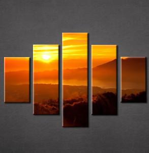 Slika na platnu Zalazak sunca Nina3077_4