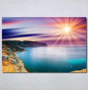 Slike na platnu Čarobni zalazak sunca Nina30280_P