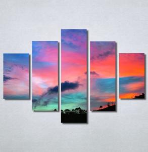 Slike na platnu Colorful sky Nina30304_5