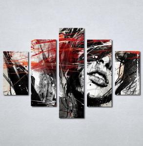 Slike na platnu Devojka Nina129_5