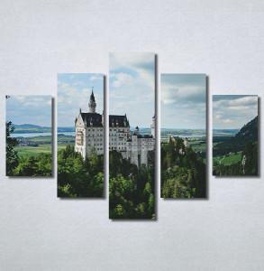 Slike na platnu Dvorac Nina30305_5