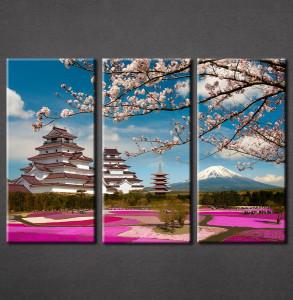 Slike na platnu Japan trešnjin cvet Nina30112_3