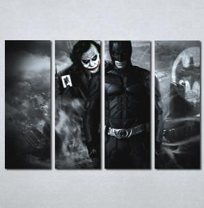 Slike na platnu Joker Nina218_4