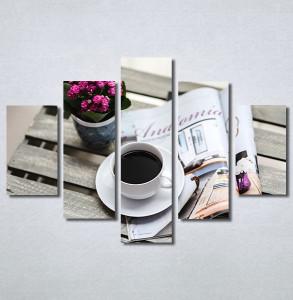 Slike na platnu Kafa i novine Nina30330_5