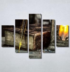 Slike na platnu Knjiga i pero Nina30326_5