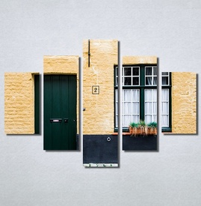 Slike na platnu Kuća Nina30164_5
