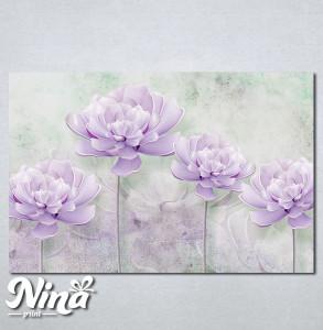 Slike na platnu Lila cvet Nina260_P