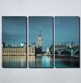 Slike na platnu London Big Ben Nina104_3