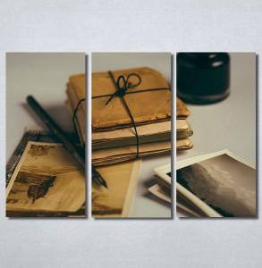 Slike na platnu Naliv pero i pisma Nina30278_3