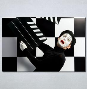 Slike na platnu Pantomima Nina30144_P