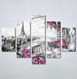 Slike na platnu Paris Nina150_5