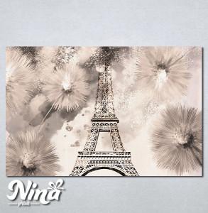Slike na platnu Pariz grad svetlosti Nina266_P