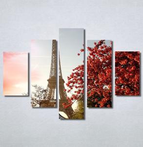 Slike na platnu Pariz Nina30309_5