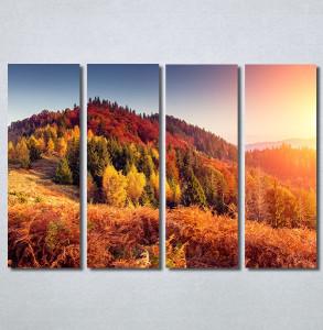Slike na platnu Planinske jesenje boje Nina30222_4