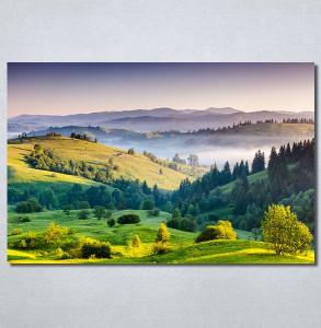 Slike na platnu Planinski pejzaž Nina30246_P