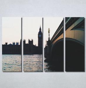 Slike na platnu Pogled na Big Ben Nina30202_4