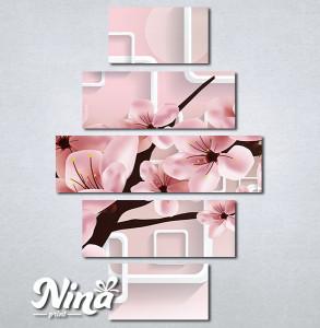 Slike na platnu Prolecni cvet Nina346_5