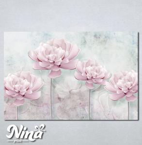 Slike na platnu Svetlo lila cvet Nina261_P