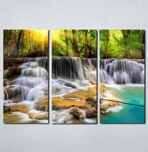 Slike na platnu Vodopad Nina071_3